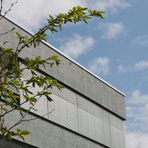 RRZE Fassade