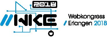 Logo Webkongress Erlangen 2018