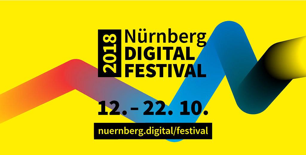 Logo von dem Nürnberg Digital Festival